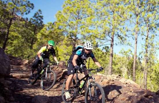 Grand Canyon Mountainbike Tour Gran Canaria