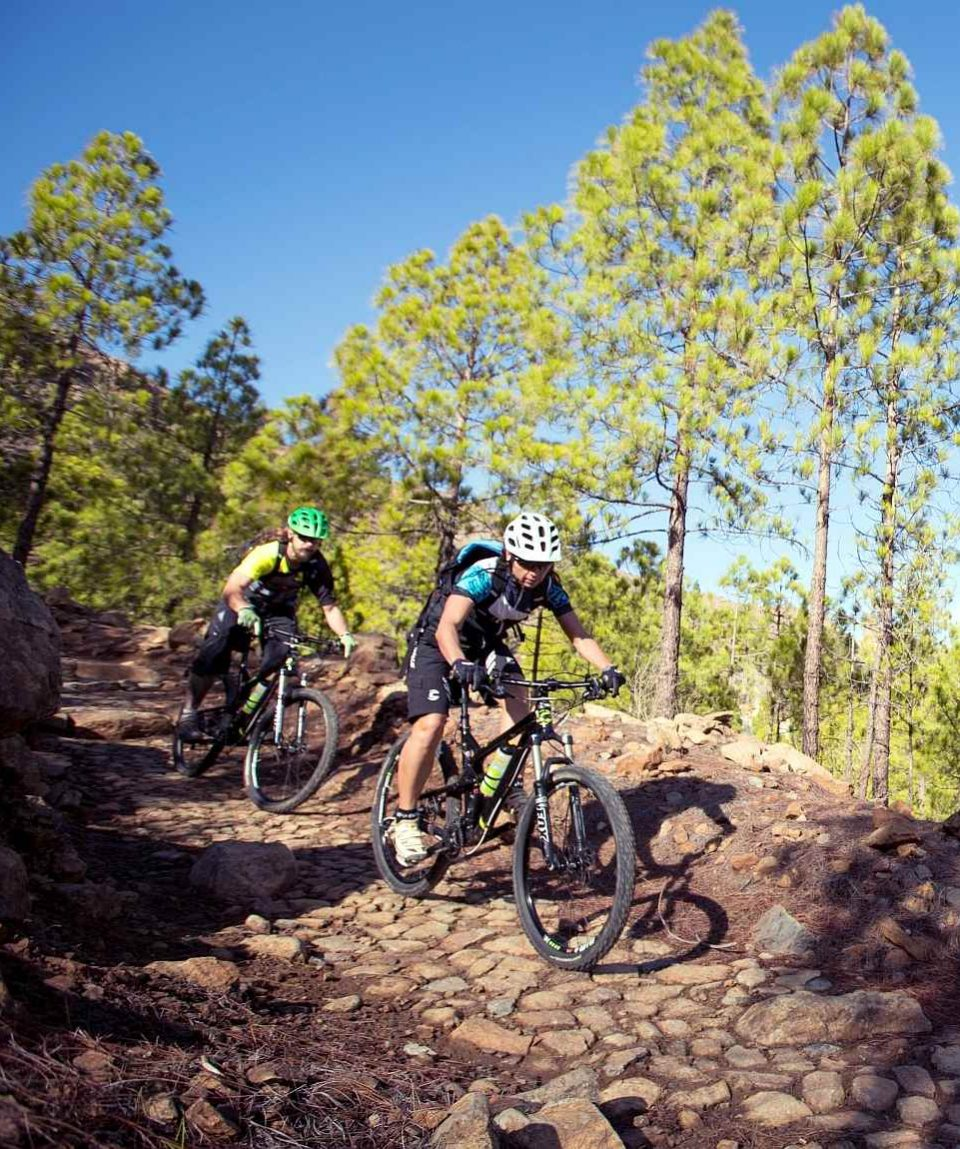 Grand Canyon Mountain Bike Tour Gran Canaria