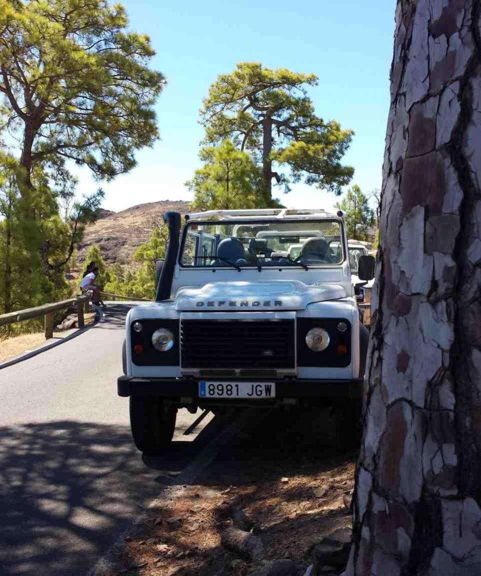 Jeep Tour Gran Canaria