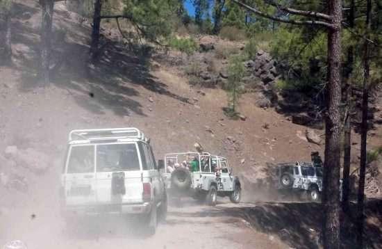 Excursión en Jeep en Gran Canaria