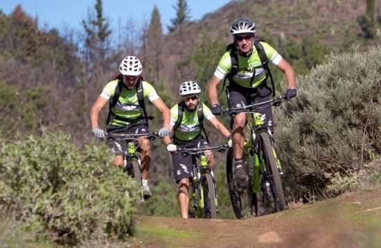 Monte Arucas Mountain Bike Tour Gran Canari