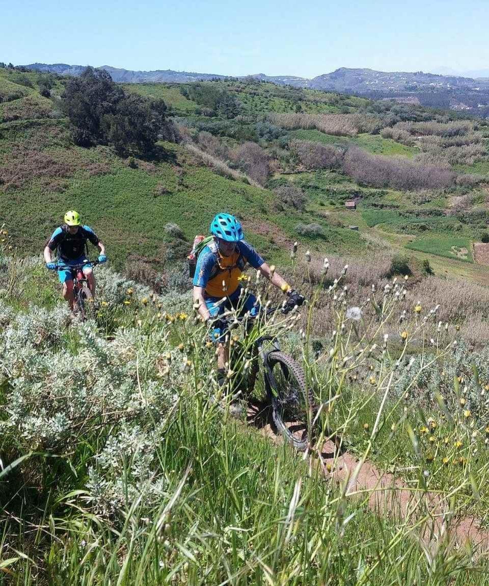 Monte Arucas Mountain Bike Tour Gran Canaria