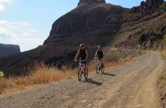 Motor Grande Mountain Bike Tour Gran Canaria