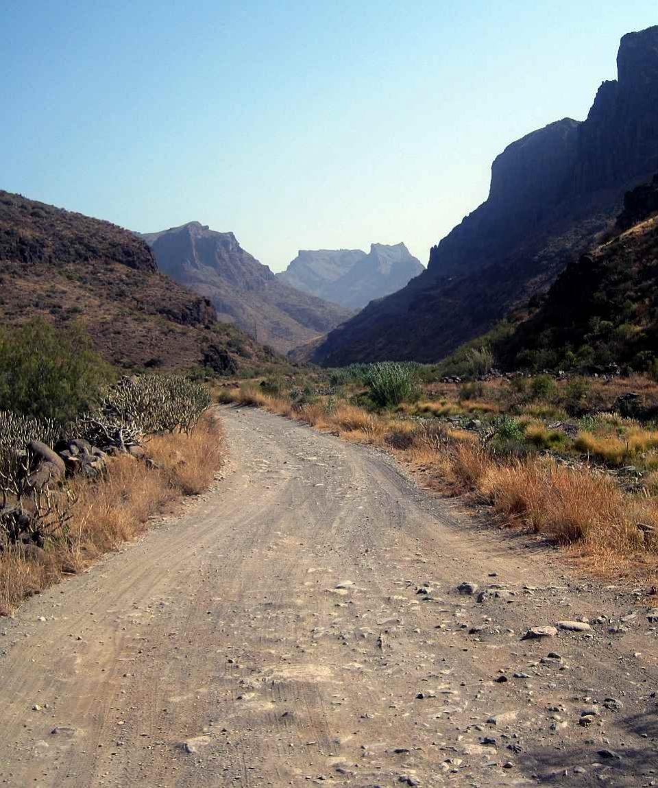Tirajana Mountainbike Tour Gran Canaria