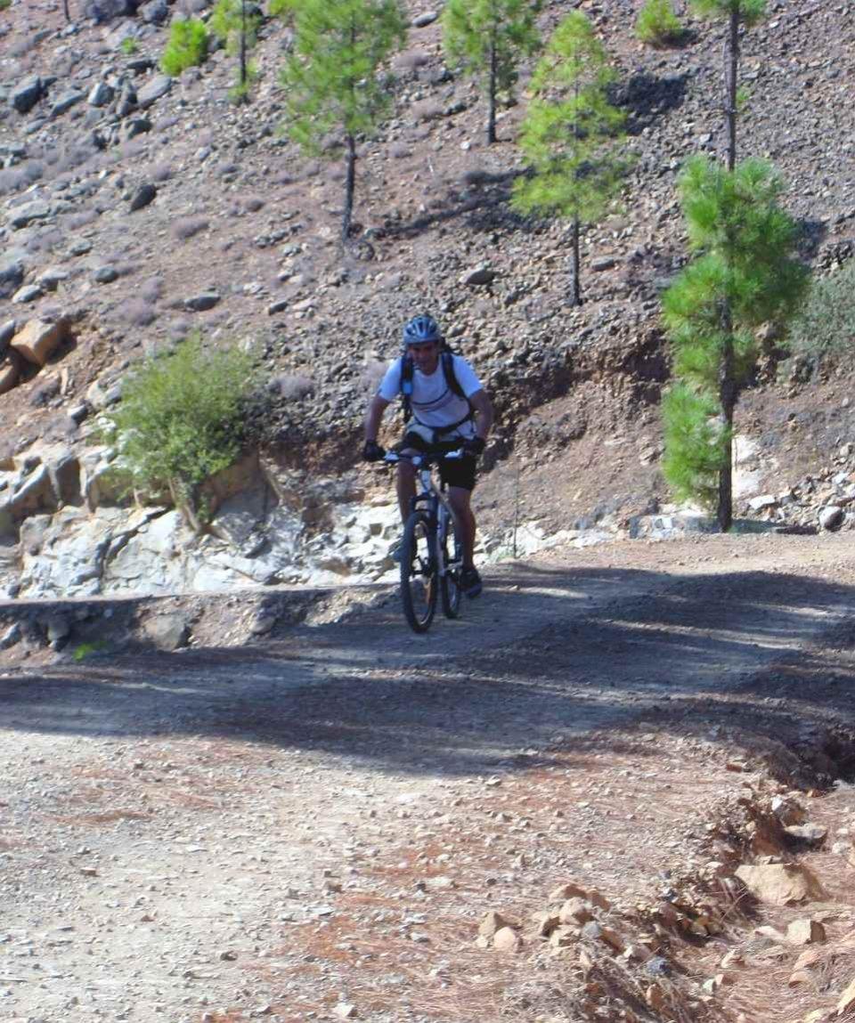 Tour en Bicicleta de Montaña - Tirajana Gran Canaria