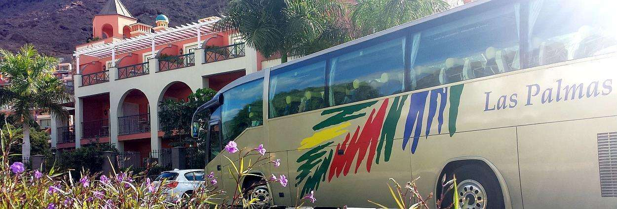 Gran Canaria Excursiones en Autobuses