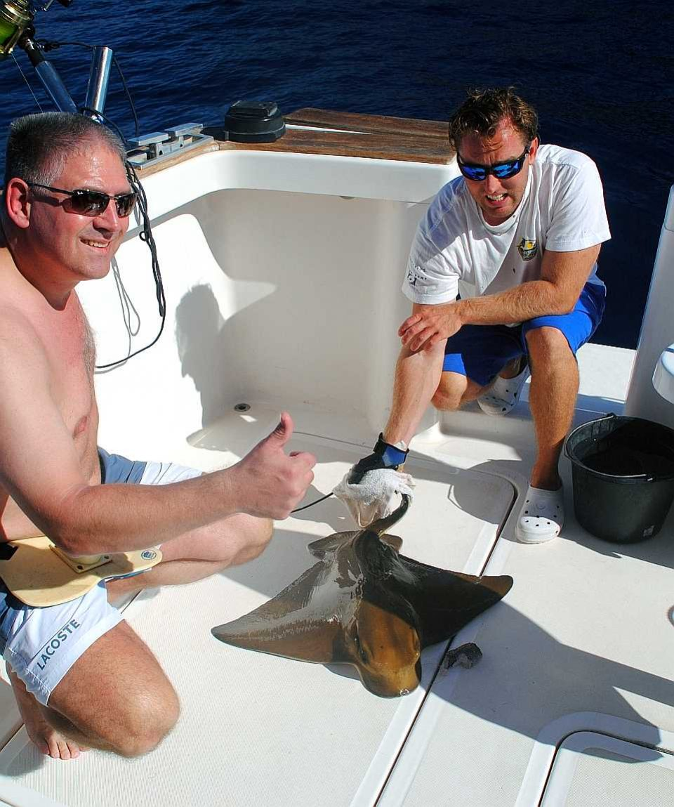 Bottom Fishing Charter Puerto de Mogan Gran Canaria