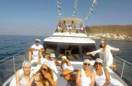 Yacht Charter Puerto de Mogan Gran Canaria