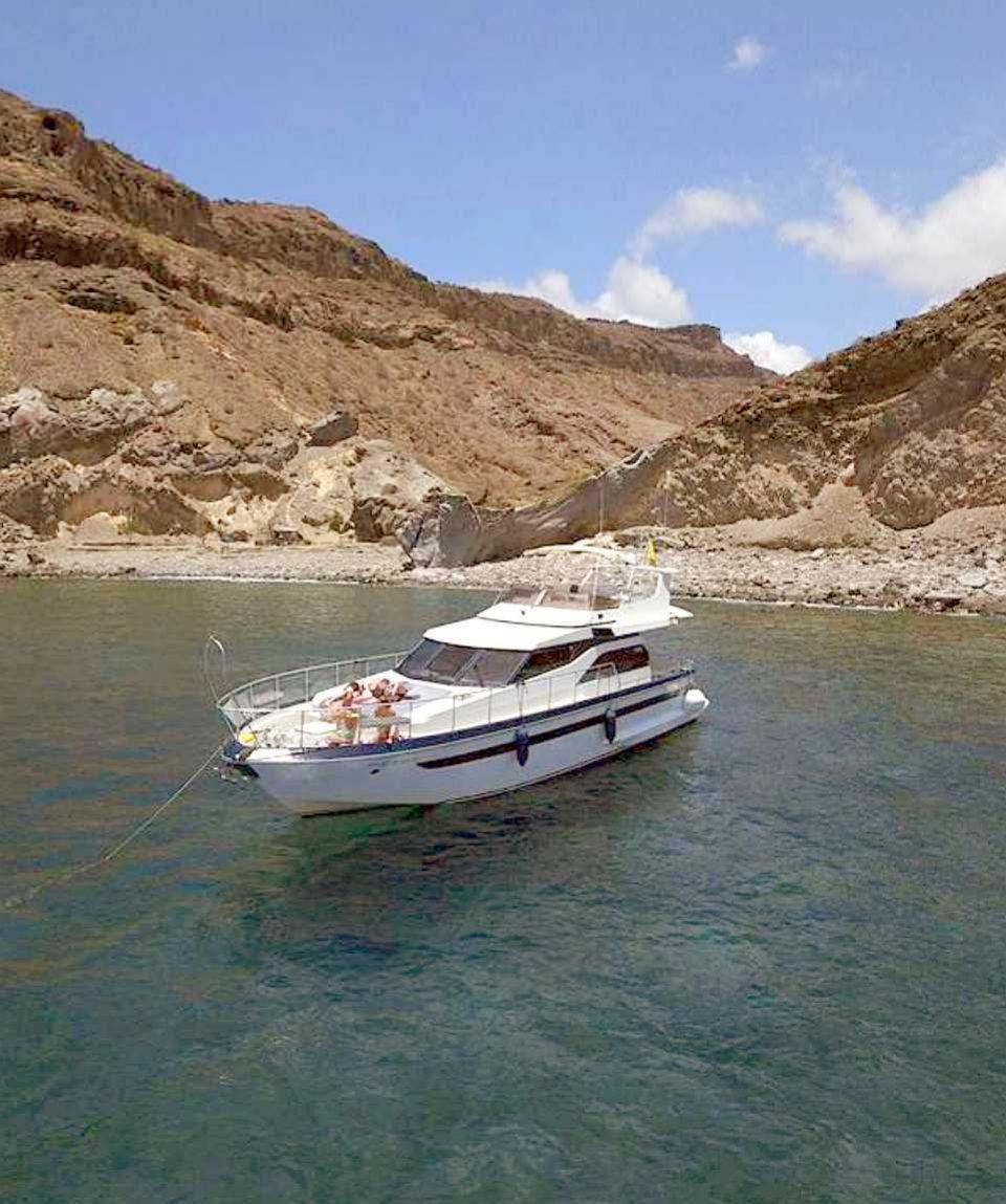 Yacht charter puerto de mogan gran canaria book here - Puerto mogan gran canaria ...