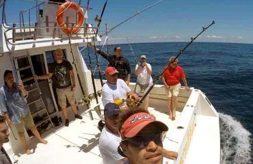 Charter Big Game Fishing