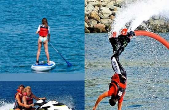 Gran Canaria Water Sports Saving Package Flyboard & more