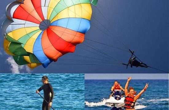 Gran Canaria Water Sports Saving Package JetSki Tour & more