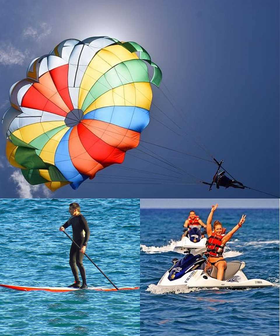 Gran Canaria Wassersport Sparpaket JetSki Tour & mehr