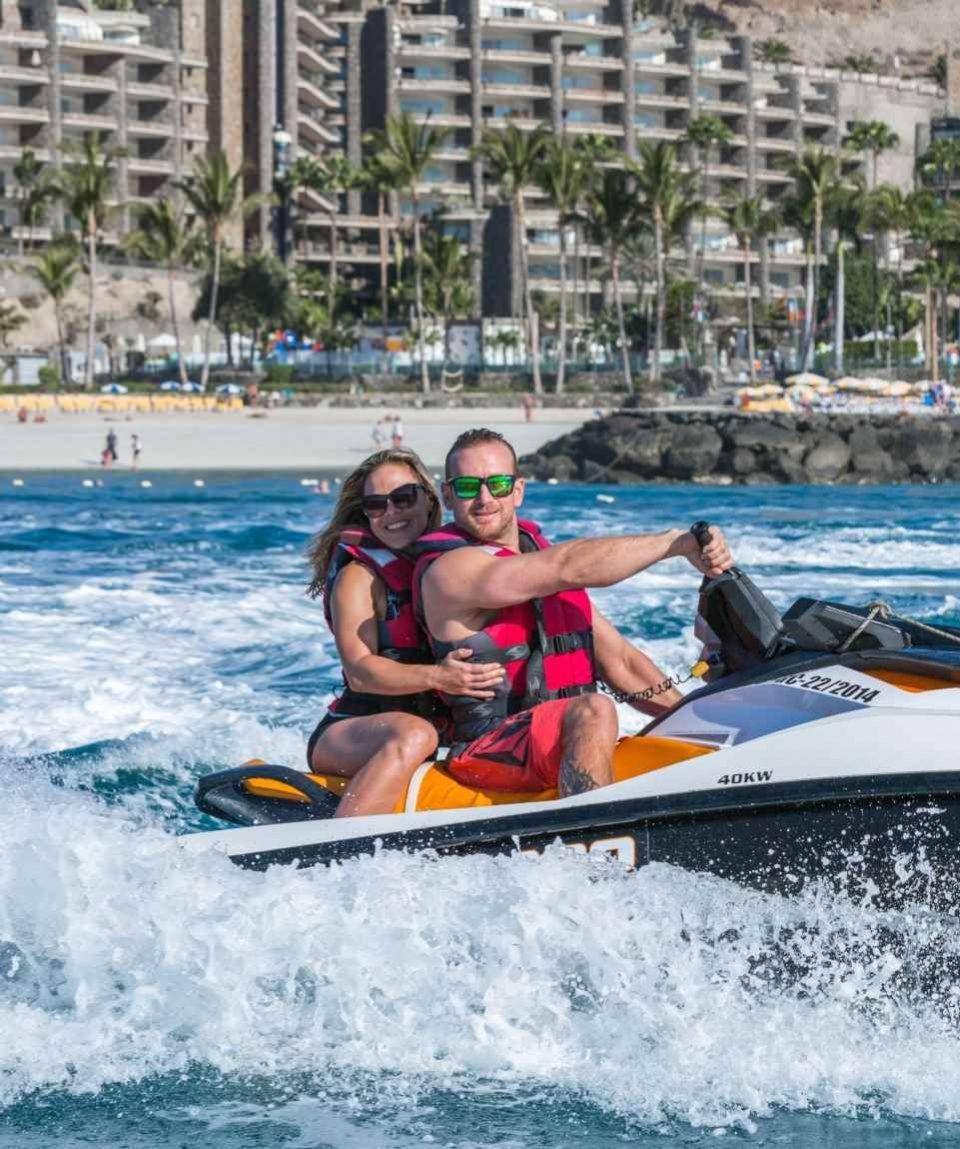 Gran Canaria - Actividades Acuaticas - Combos Descuentos Excursión en Moto de Agua & más