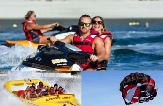 Gran Canaria Water Sports Combi: JetSki & more