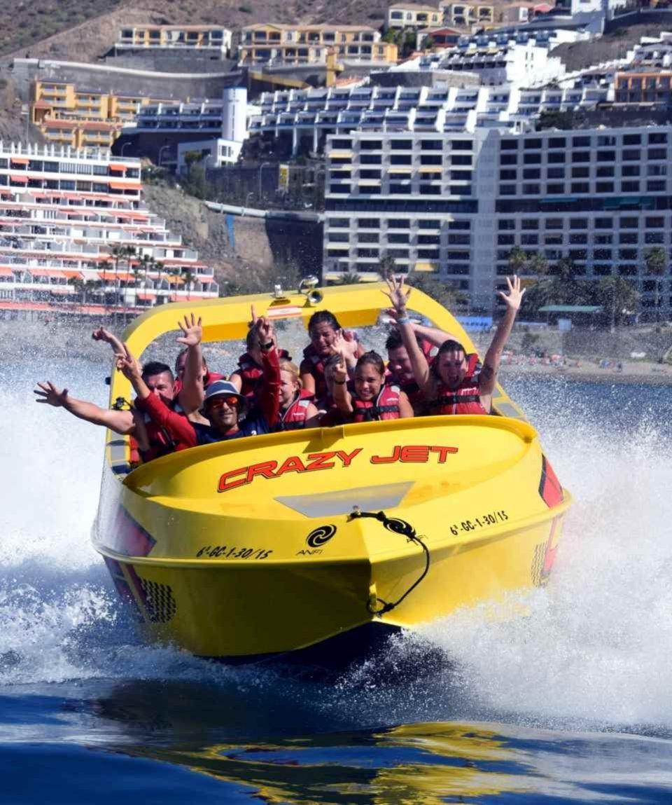 Gran Canaria - Watersport Spaarpakket JetSki huren & meer