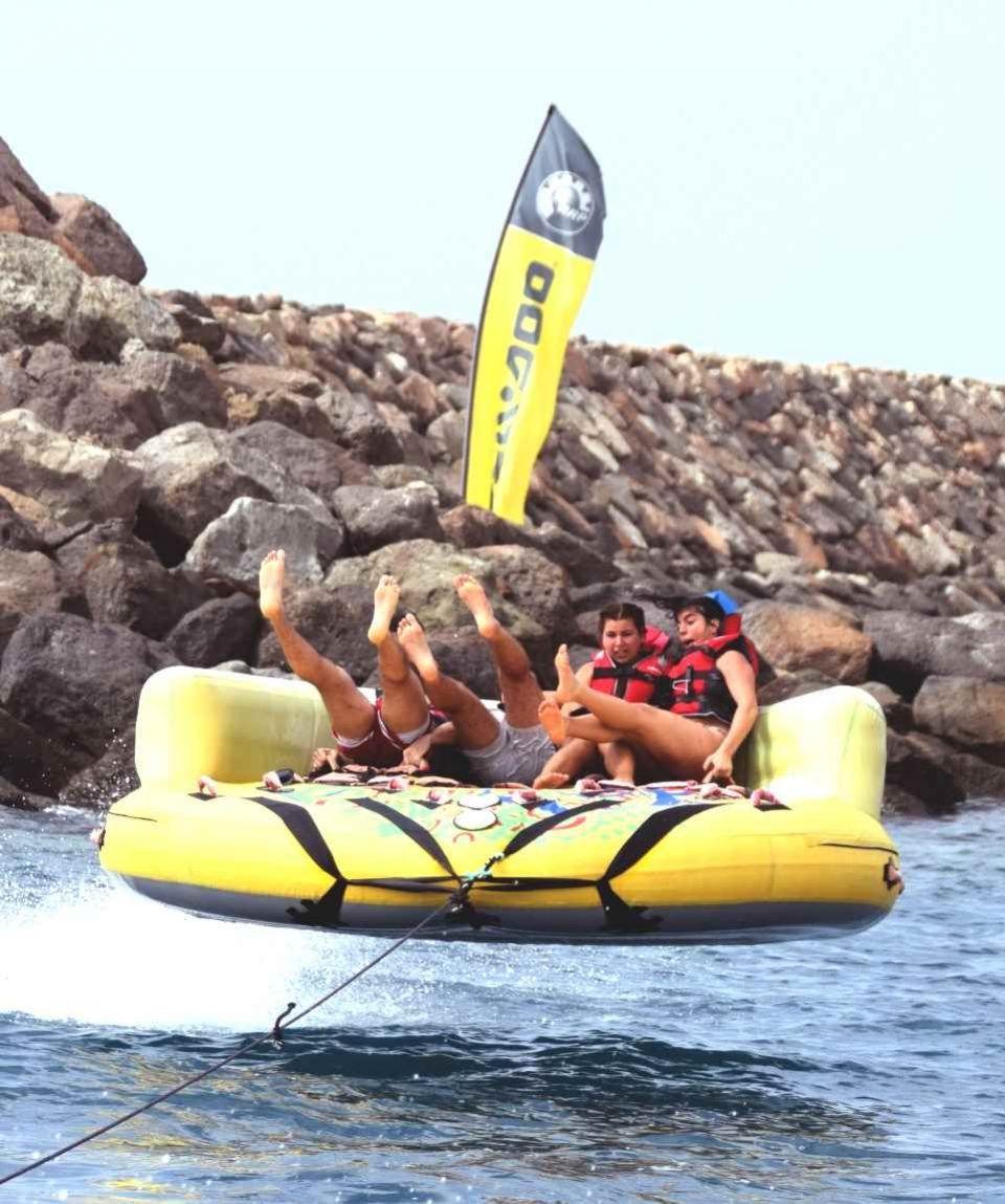 Gran Canaria - Watersport Spaarpakket Crazy Jet Boat & meer