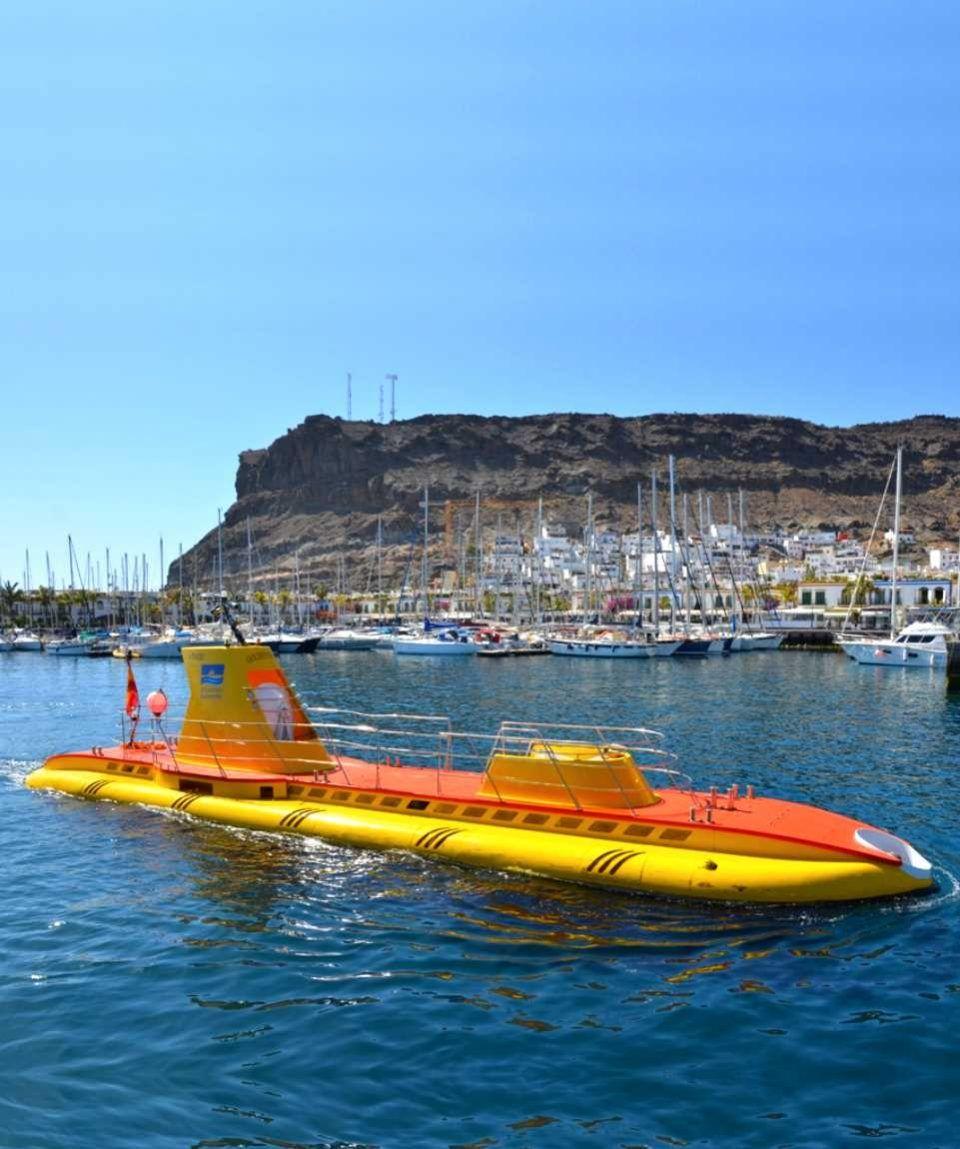 U Boot Abenteuer Tour Gran Canaria
