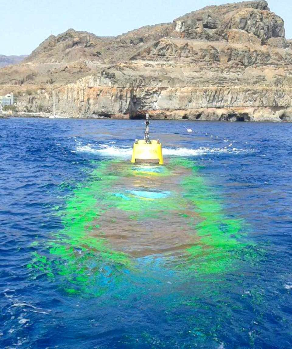 Viaje de aventura en submarino Gran Canaria
