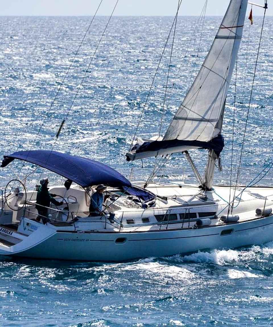 Segelboot Ausflug Puerto de Mogan 3 Stunden