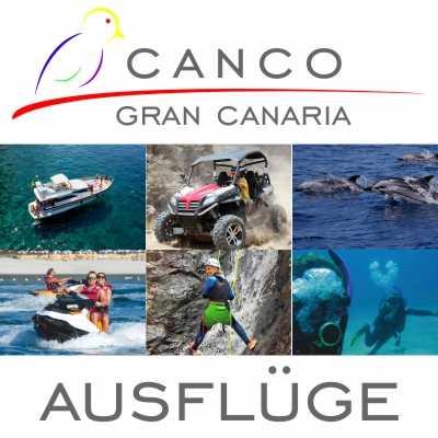 CANCO Gran Canaria - Ausflüge und Sehenswürdigkeiten