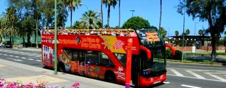 Hop On Hop Off Buses in Las Palmas de Gran Canaria
