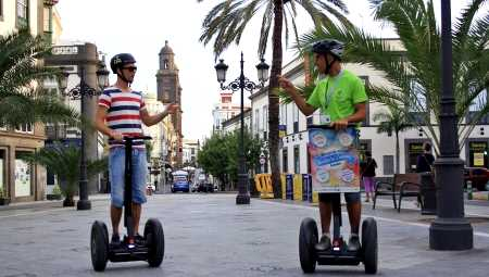 Guided City Tours Gran Canaria