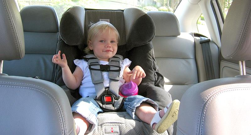 Child Seats in Spain - Info and Tips