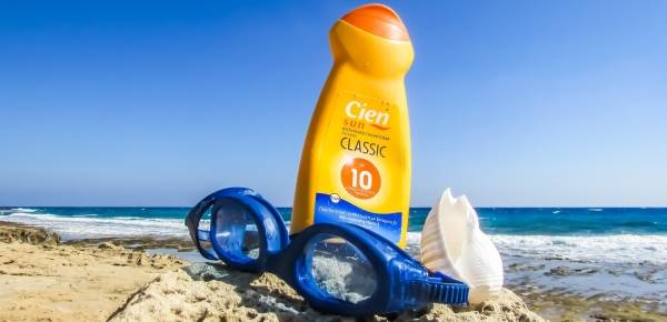 The Correct Sun Cream for your Holiday in Gran Canaria