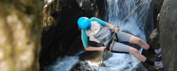 Canyoning in Gran Canaria - An Adventure