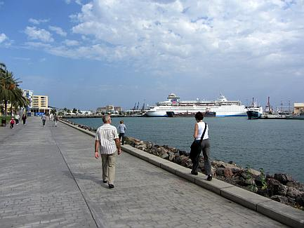 Excursions and Sights in the Island Capital Las Palmas de Gran Canaria