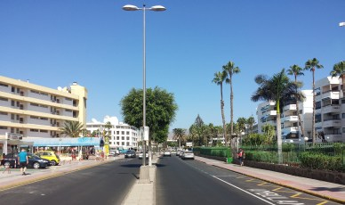 Things to do and Sights in Playa del Ingles Gran Canaria
