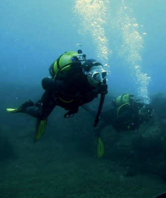 Diving in Gran Canaria - Underwater World